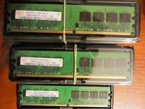 Новая DDR2 4Gb 800 MHz PC2-6400 Hynix для AMD — Товары для компьютера в Новосибирске