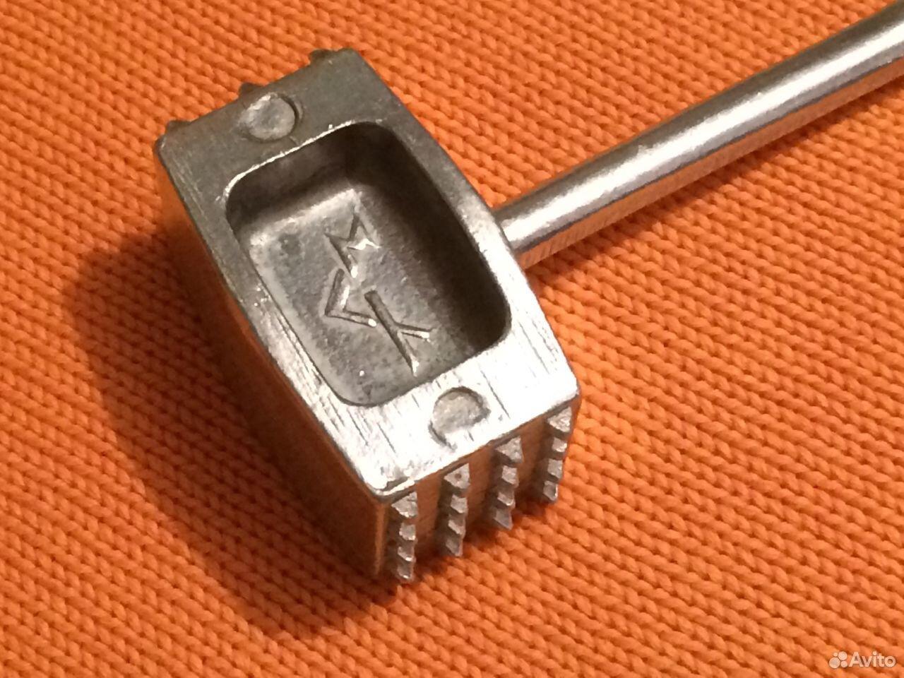 Отбивной молоток для мяса СССР новый  89822449336 купить 3