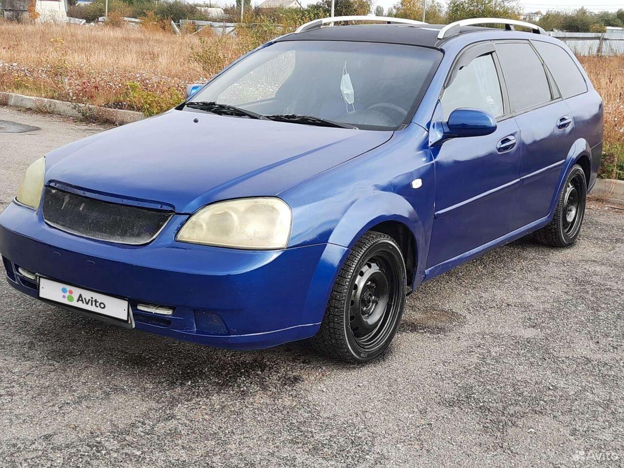 Chevrolet Lacetti, 2007 89611332768 купить 1