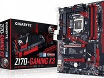 Материнская плата Gigabyte GA-Z170-Gaming K3