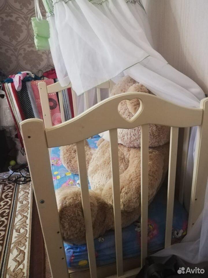 Детская кроватка  89051824741 купить 2