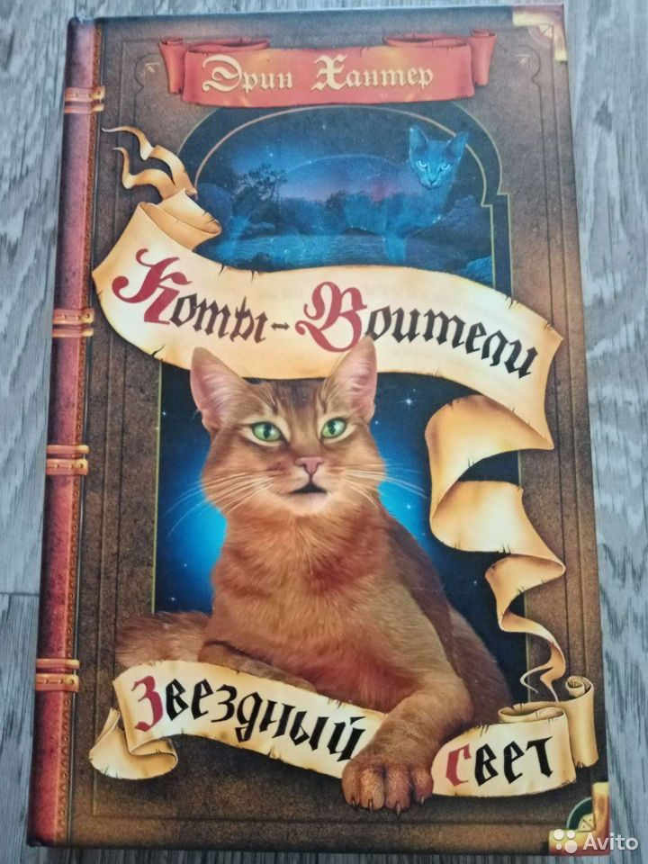 Книги коты воители  89532749015 купить 10