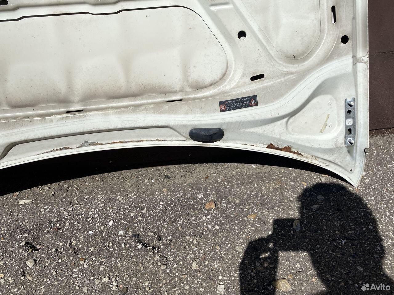 Капот белый Volkswagen Jetta 5, Golf 5 №2  89534684247 купить 5