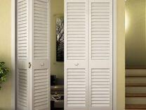 Жалюзийные двери (дверки, дверцы) на заказ