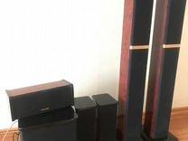 Продам домашний кинотеатр microlab H600