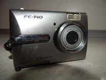 Фотоаппарат цифровой olympus