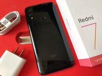 Xiaomi Redmi 7 (Черный) 32GB Гарантия год