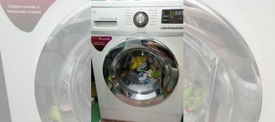 Стиральная машина LG купить в Волгоградской области | Товары для дома и дачи | Авито