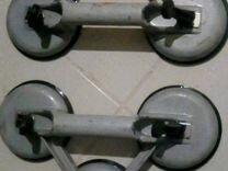 Присоска Glass Suction plate (стеклодомкрат