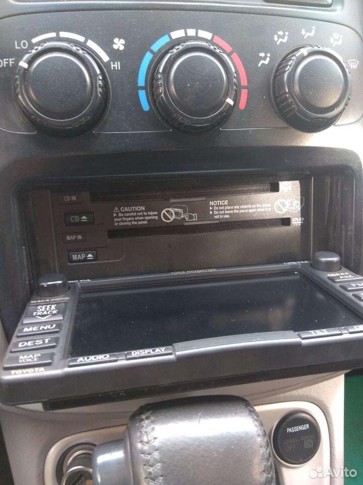 Магнитола Toyota 08662-00910  89245080041 купить 4