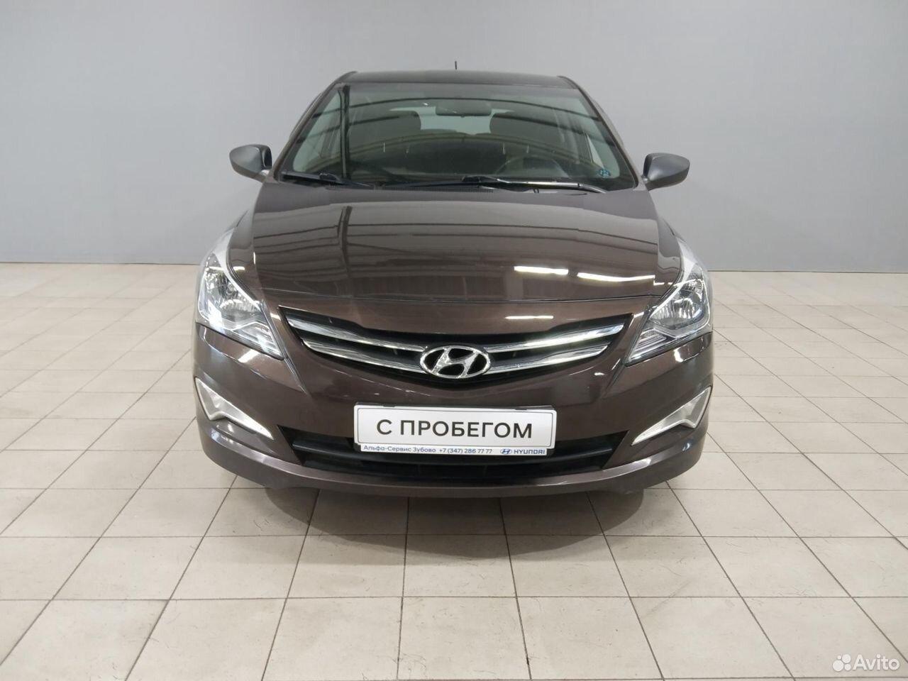 Hyundai Solaris, 2016  83472017002 купить 2