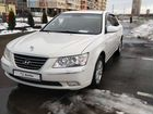 Hyundai Sonata 2.0 AT, 2008, 163 400 км