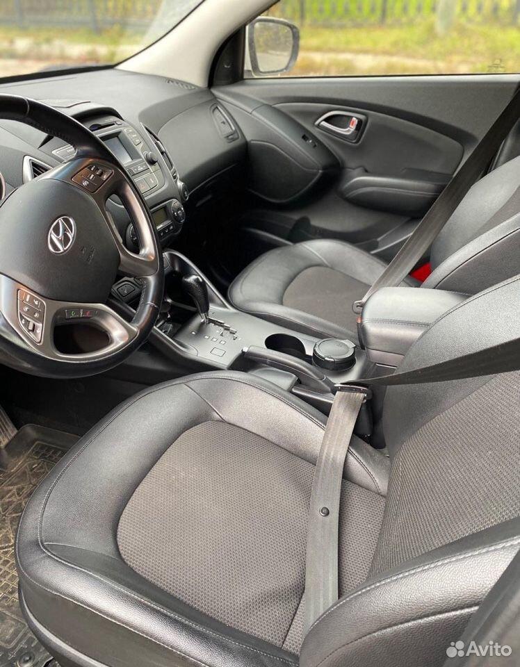 Hyundai ix35, 2014  89343431904 купить 6