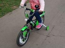 Велосипед на 4х колесах