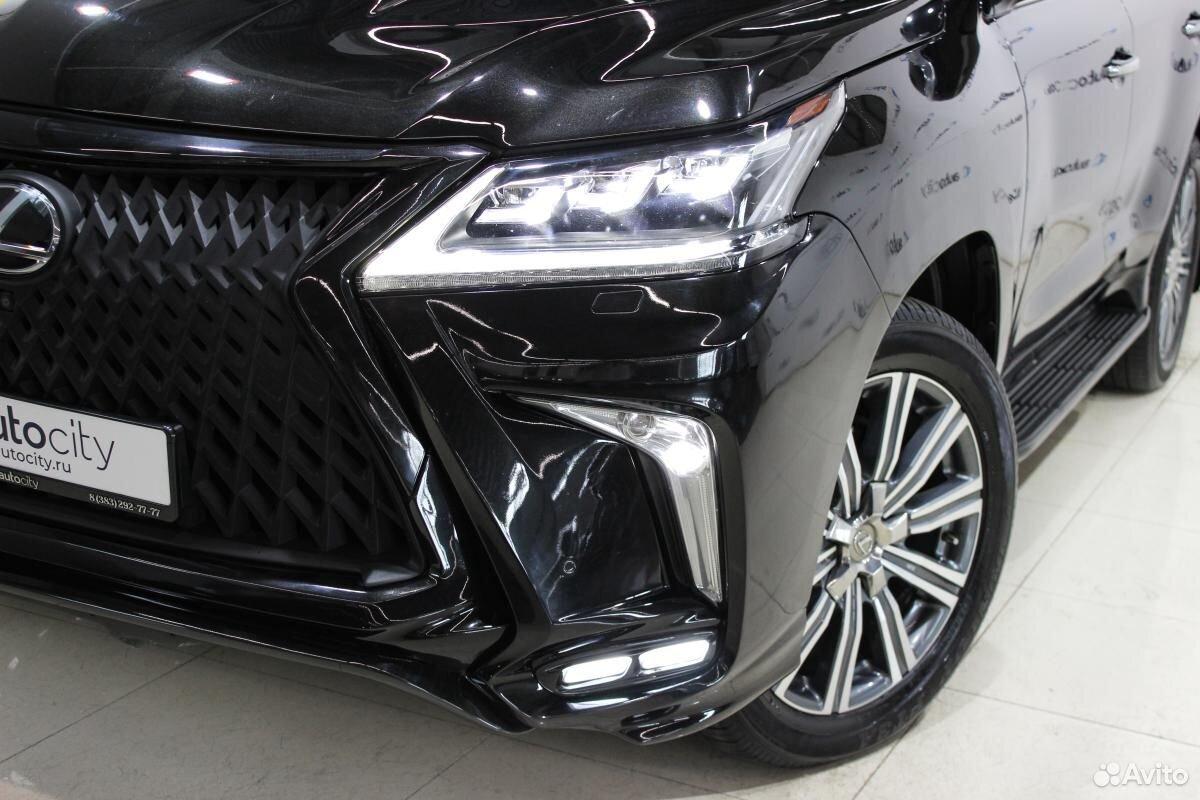 Lexus LX, 2016  83832910432 купить 3
