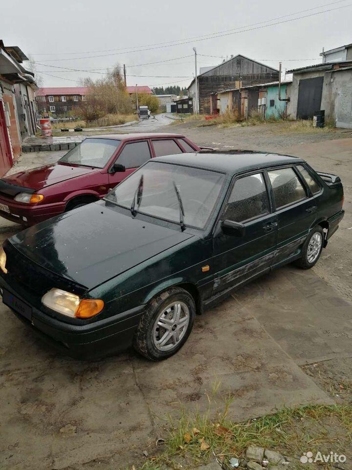ВАЗ 2115 Samara, 2003  89822006201 купить 3