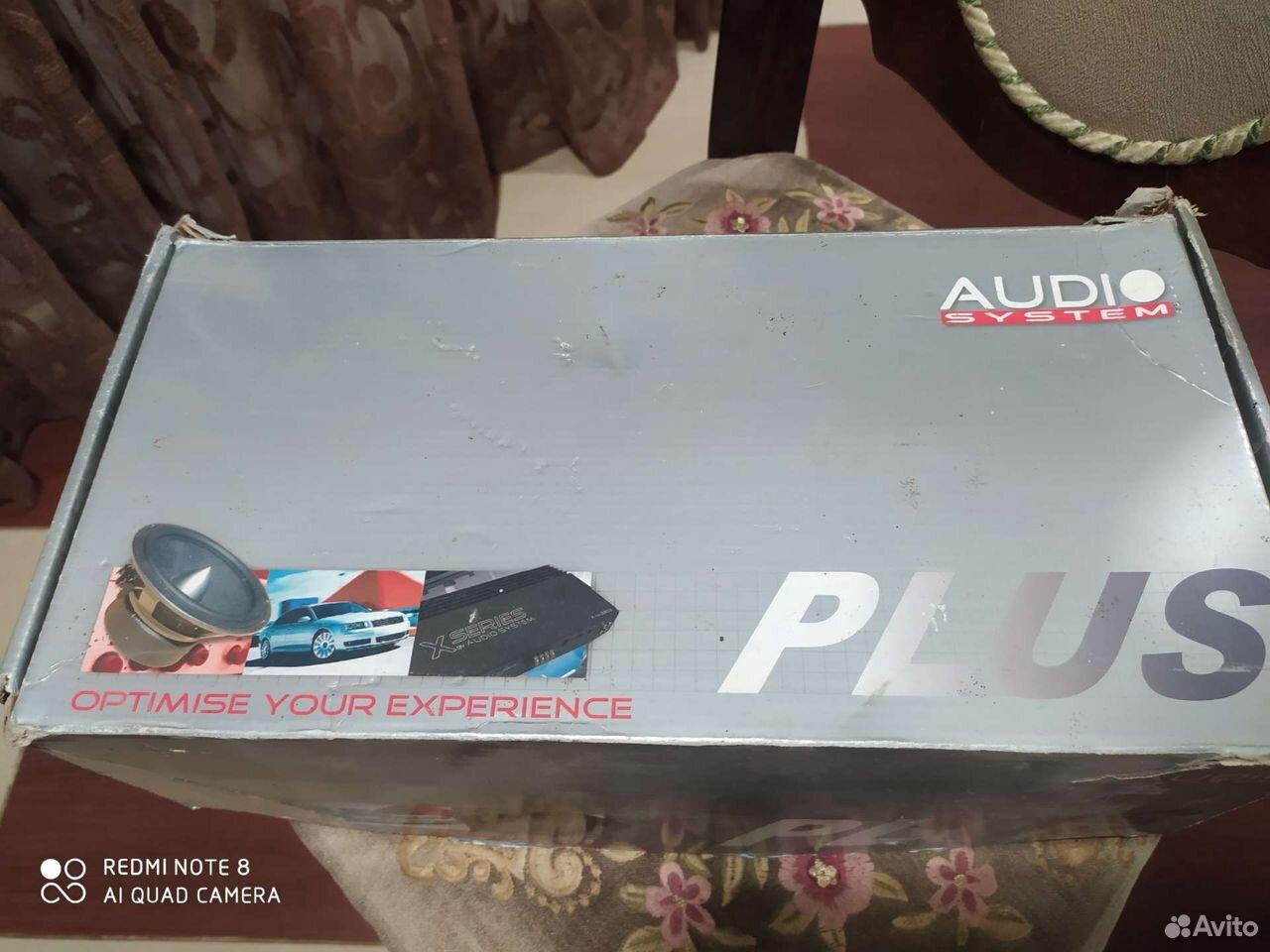 Колонки Audio System  89894507911 купить 4