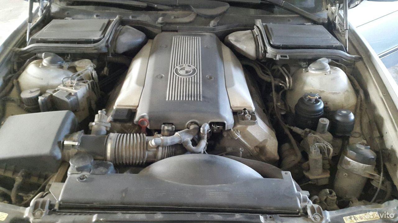 BMW 5 серия, 1998  89644646094 купить 6