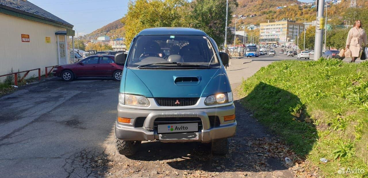 Mitsubishi Delica, 1997  89149938595 купить 1