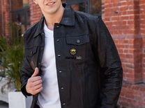 Куртка мужская из кожи питона С-65
