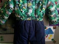 Комбинезон новый зимний рост 104 — Детская одежда и обувь в Екатеринбурге