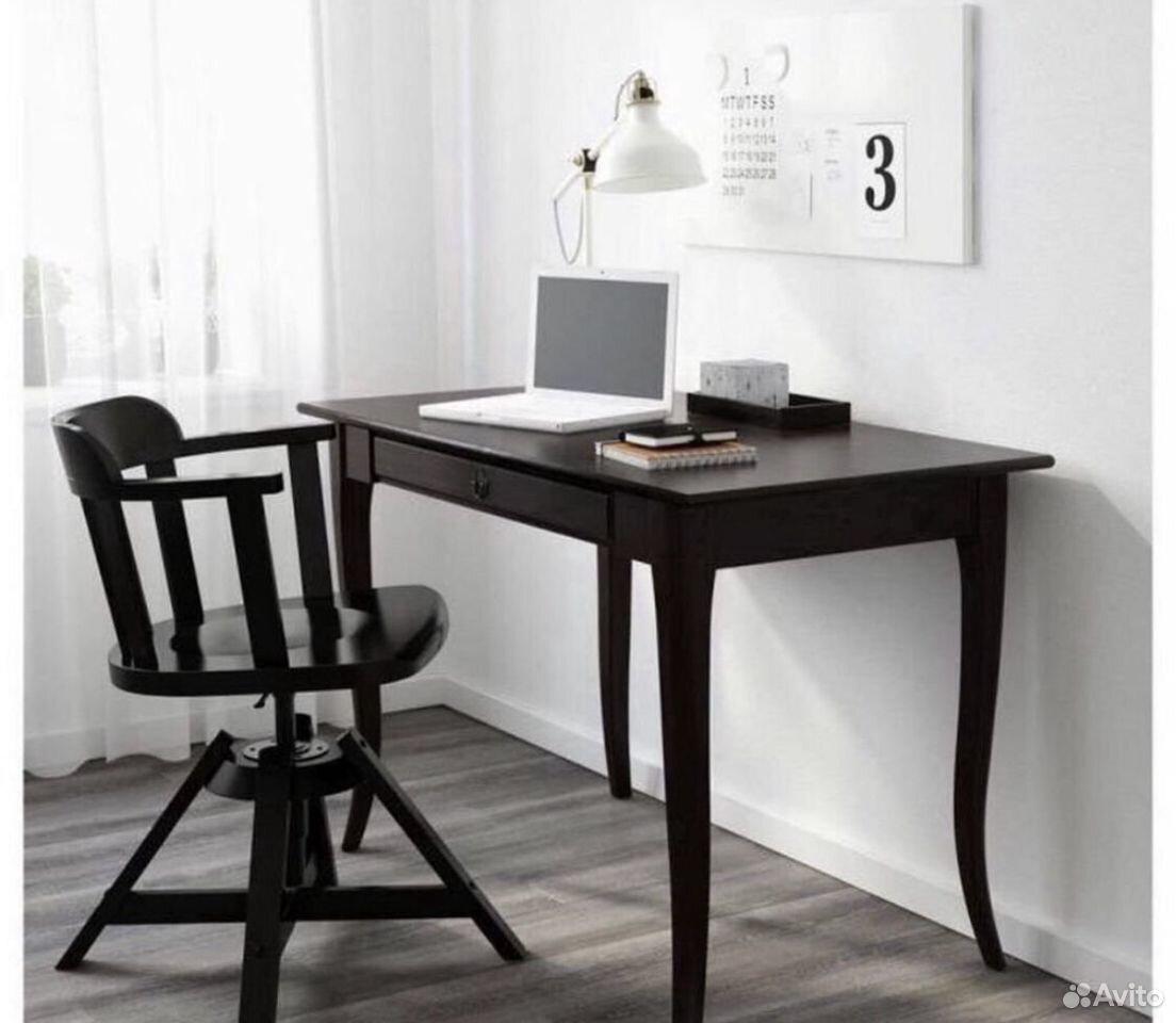 Письменный стол IKEA Лексквик