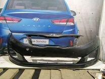 Kia Optima 3 2013-2015 бампер передний