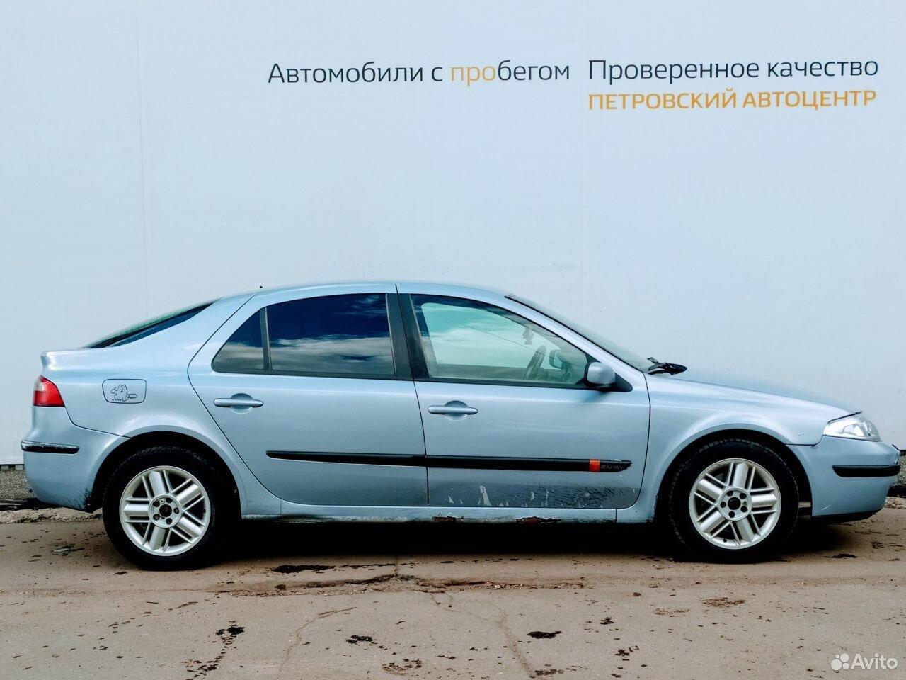 Renault Laguna, 2002  84954871002 купить 8