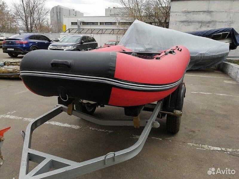 Лодка риб Тритон 360 (no console)