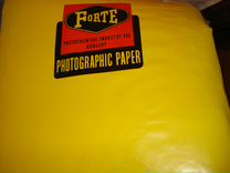 Фотобумага 50х60 Forte BH-4 Венгрия