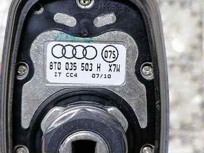 Антенна плавник на крышу Audi A5 Coupe (8T)