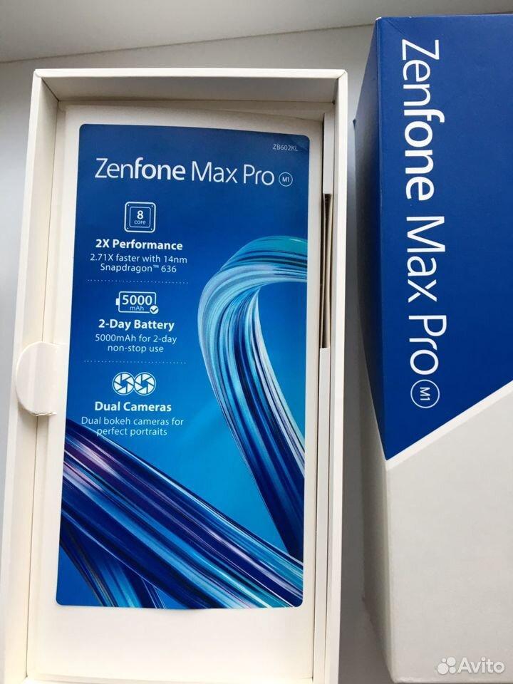 Телефон asus zenfon max pro  89618184833 купить 5