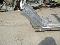 Порог со стойкой правый Honda Accord VII 2003-2008