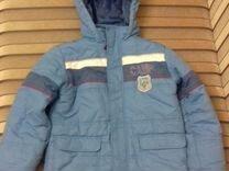 Куртка демисезонная на 5-6лет