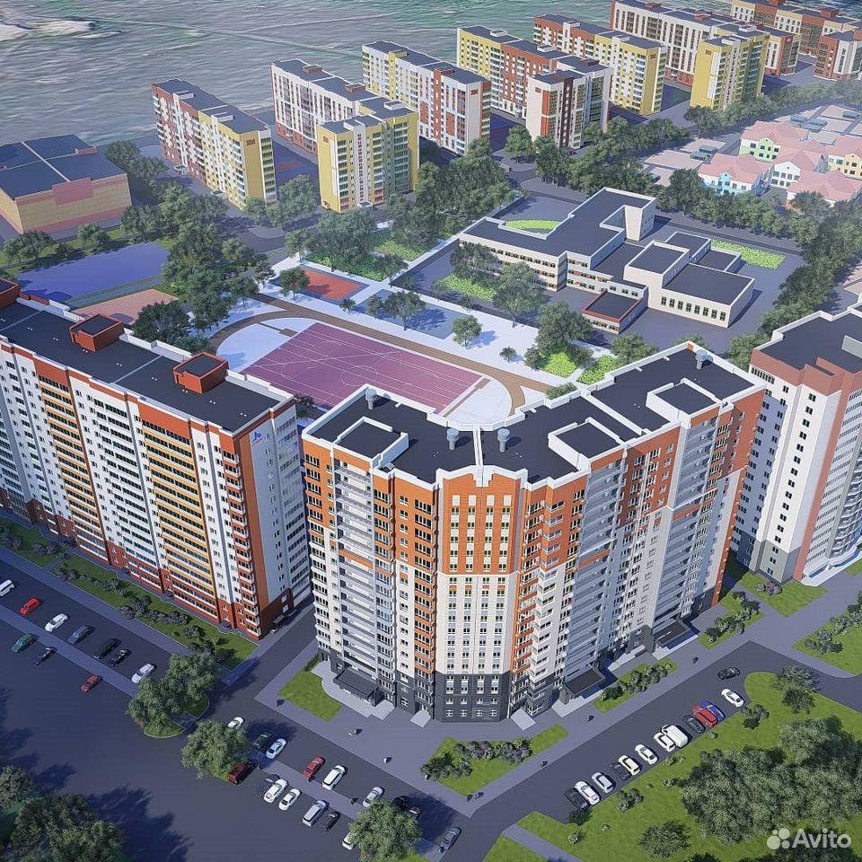 2-к квартира, 39.9 м², 10/16 эт.  89236431246 купить 6