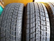 R18. Как новые. 4шт. Bridgestone Blizzak DM-V1