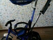 Продам детский велосипед с литыми колёсами