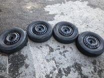 Комплект колес 175/55/15 от Хонда Джаз