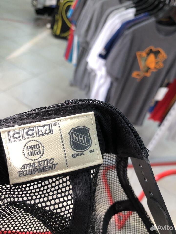Бейсболка CCM vintage клуба NHL chicago  89136418851 купить 4