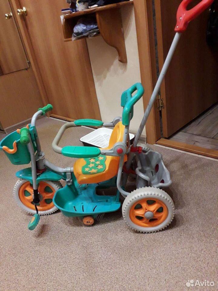 Детский велосипед б/у  89521642774 купить 2