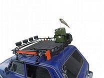 Экспедиционный багажник proffit ваз 2121 нива