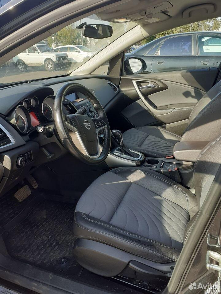 Opel Astra, 2013  89038778591 купить 8