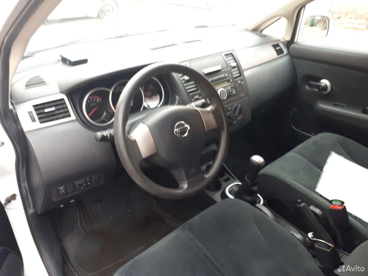 Nissan Tiida, 2012  89066029715 купить 5