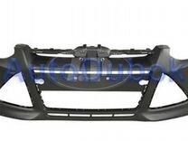 Бампер передний Ford Focus Фокус 2011-2014