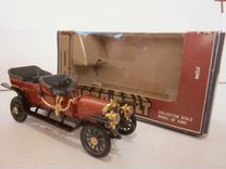 Руссо-Балт 24/30 с кузовом дубль фаэтон 1909 г