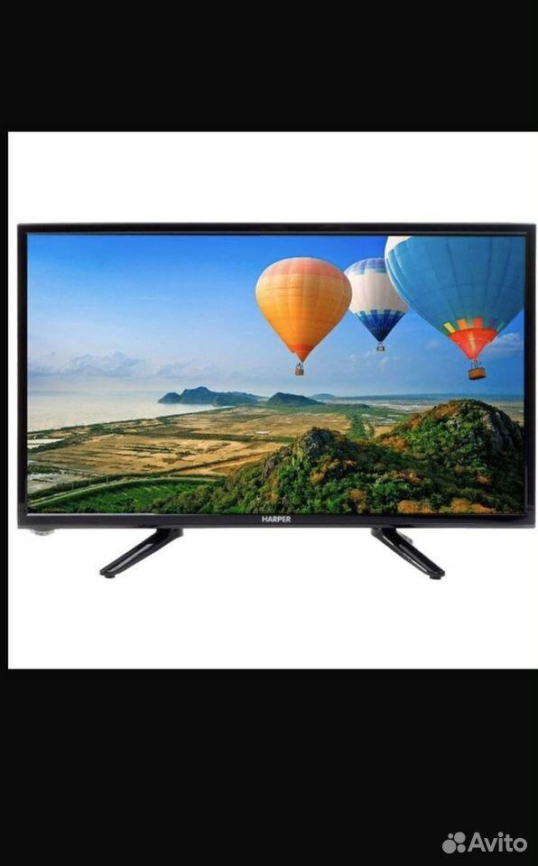 """Телевизор Harper 22"""" FullHD (новый)  89186624896 купить 1"""