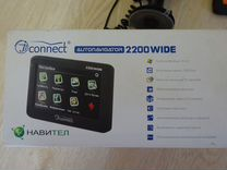 Навигатор JJ-Connect AutoNavigator 2200 Wide