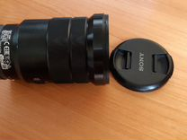 Объектив sony e-mount 18-105 g oss