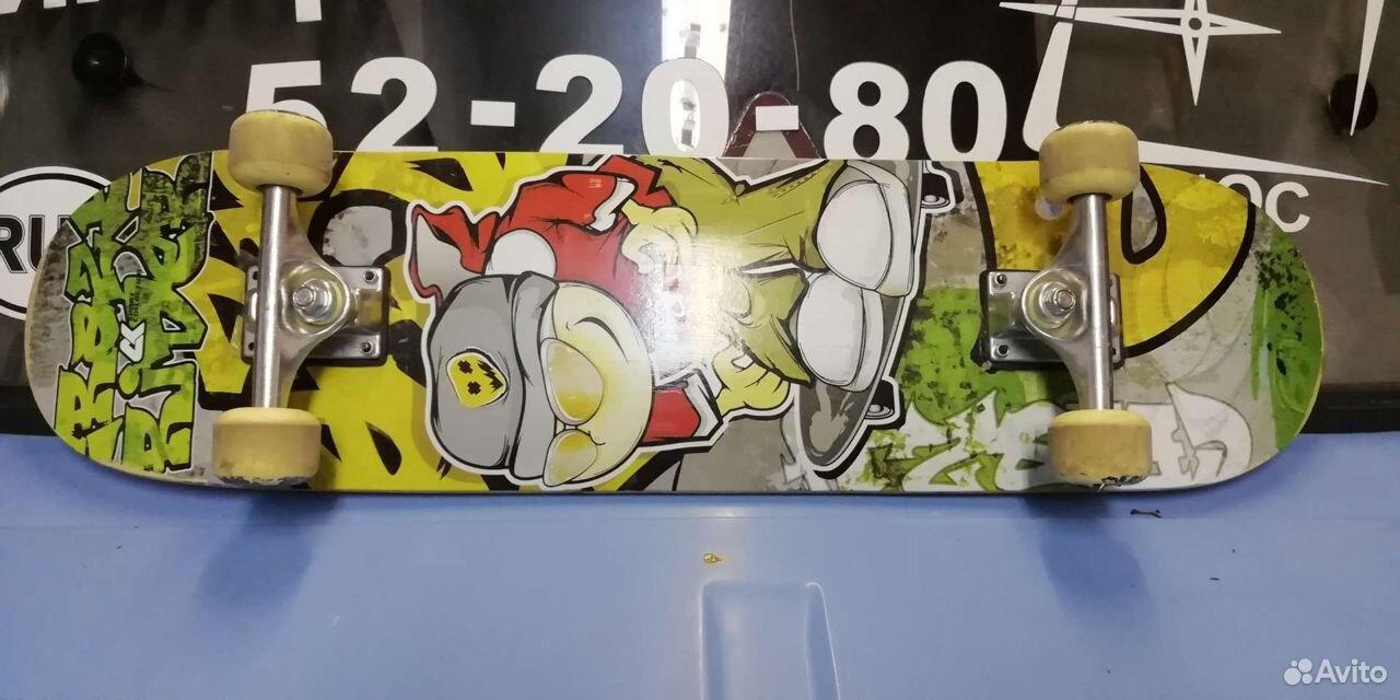 Скейтборд  89996201236 купить 1